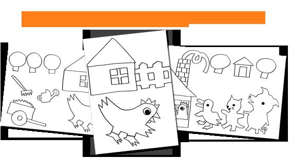 Epingle Par Audrey Copette Sur Activites Maternelle Poule Rousse