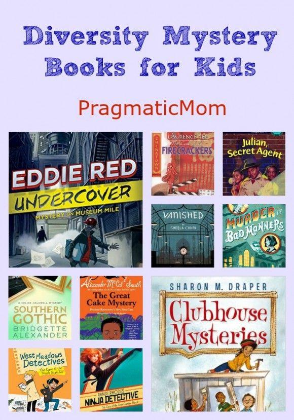 Diversity Mystery Books For Kids Books Worth Reading Pinterest