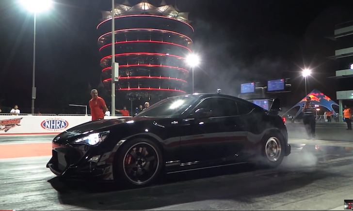 Good Delicieux EKANOORACING Built Toyota GT86 With A 2jz Engine Swap