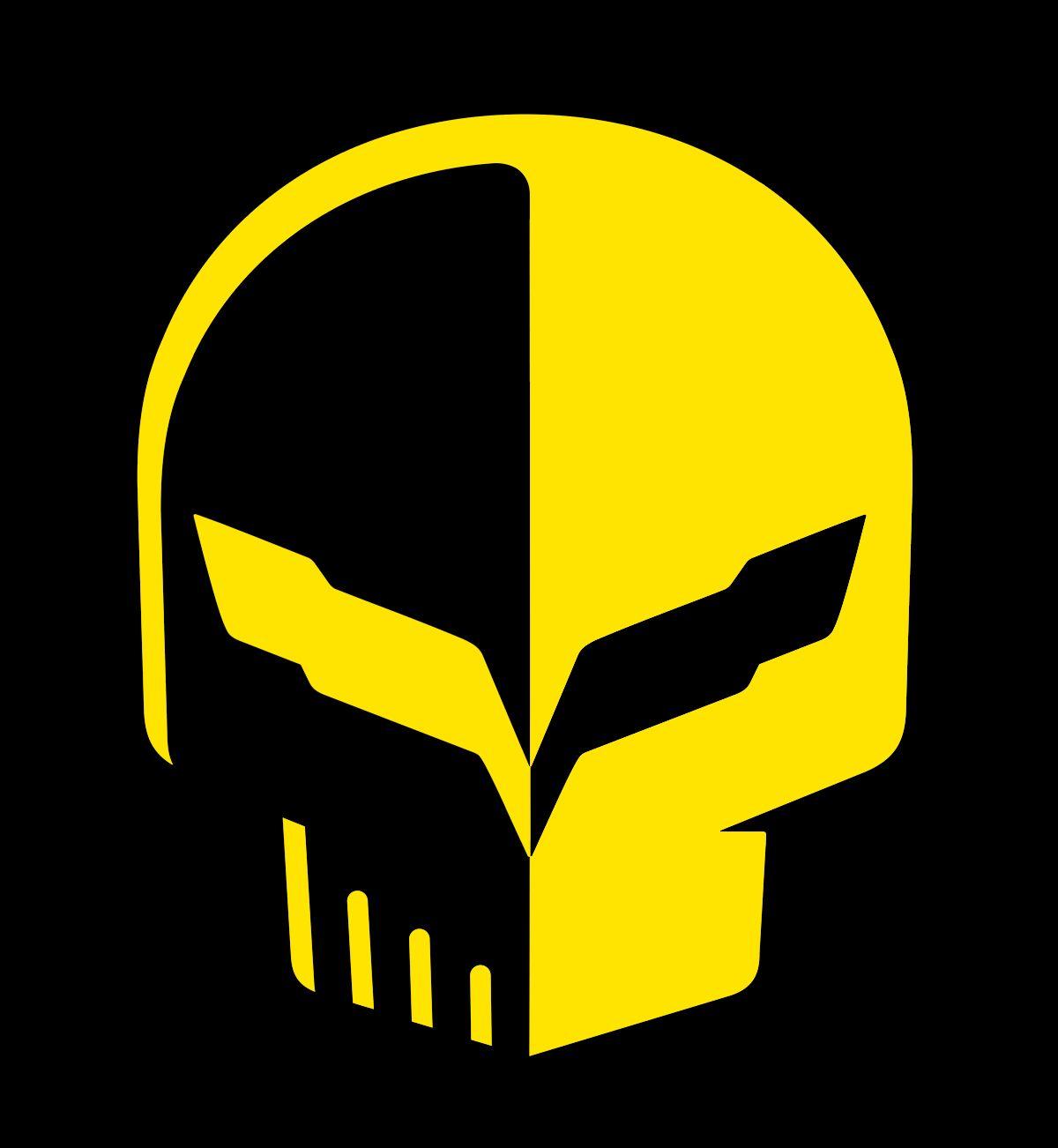 The skull logos pinterest corvette chevrolet corvette and cars buycottarizona Image collections