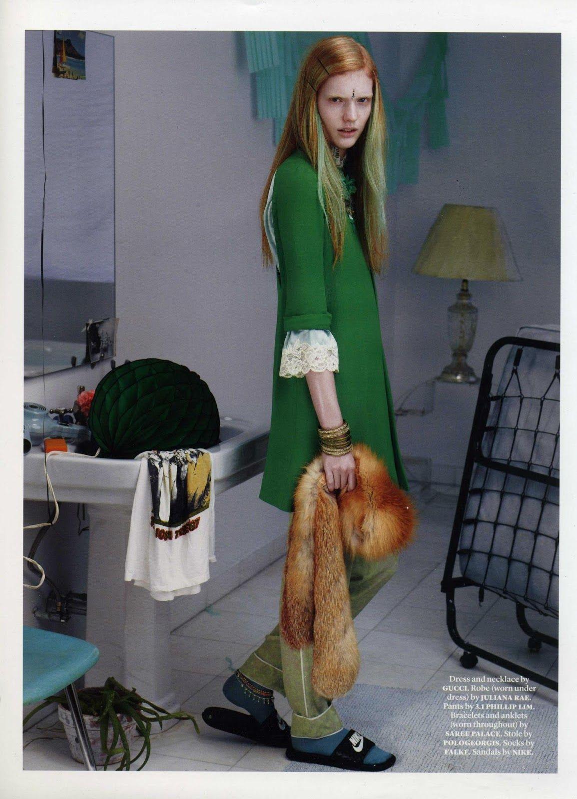 Tjarda Model Management Anniek Korleve At Document Magazine Fashion Editorial Fashion Everyday Dresses