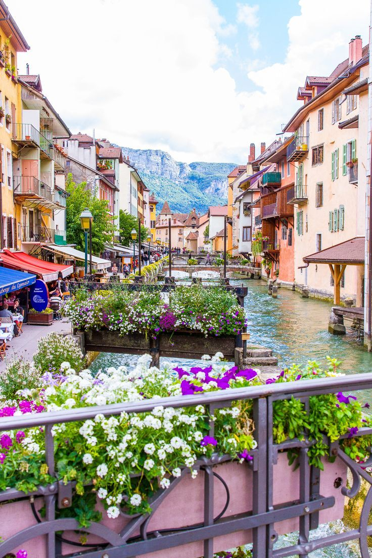 Photo of Annecy, I love you — CONNIE AND LUNA
