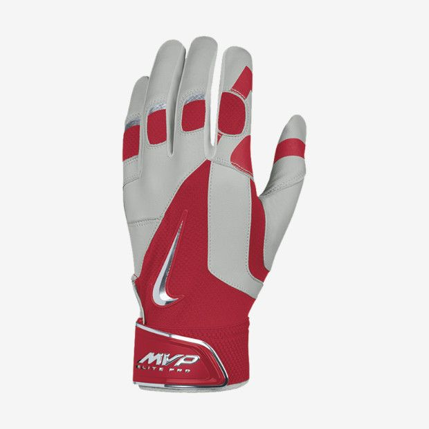 Nike Baseball Batting Gloves | Nike MVP Elite Pro Baseball Batting Gloves