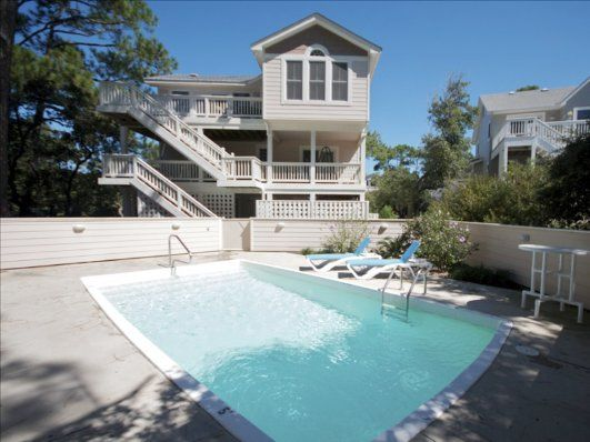 U0027Starfishu0027 Is A 6 Bedroom Vacation Rental Home Located In Corolla Light  Resort.