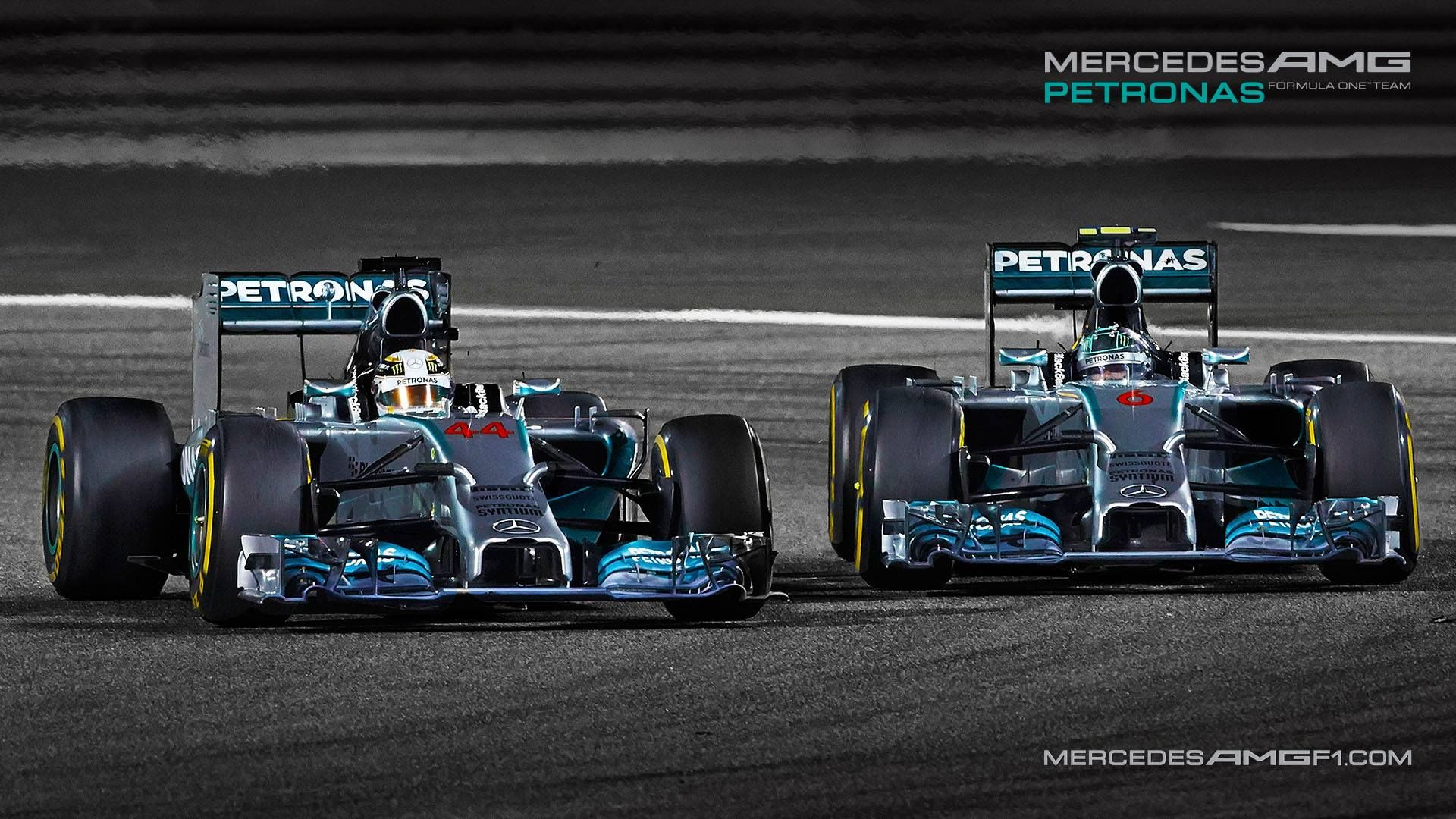 MotorsportMonday Want Some F1 Wallpapers Enjoy These Pics Of Nico Rosberg Lewis Hamilton And The W05