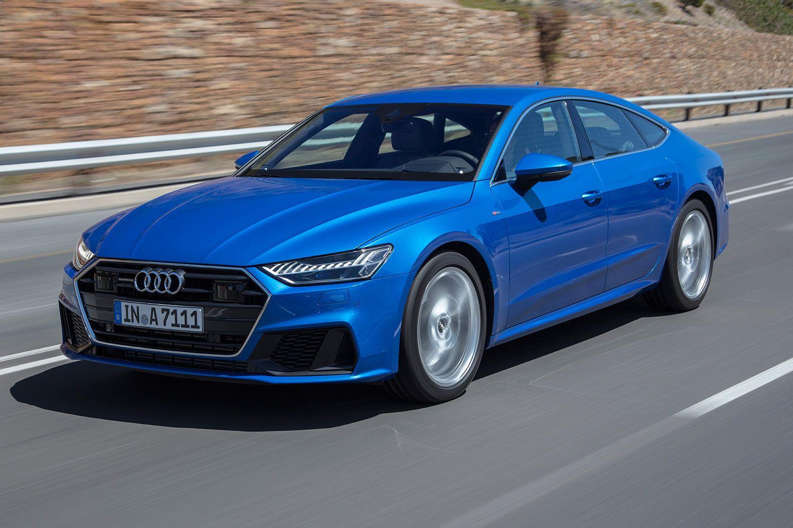 2019 Audi A7 First Drive South African Soundtrack Audi A7 Audi Audi Quattro