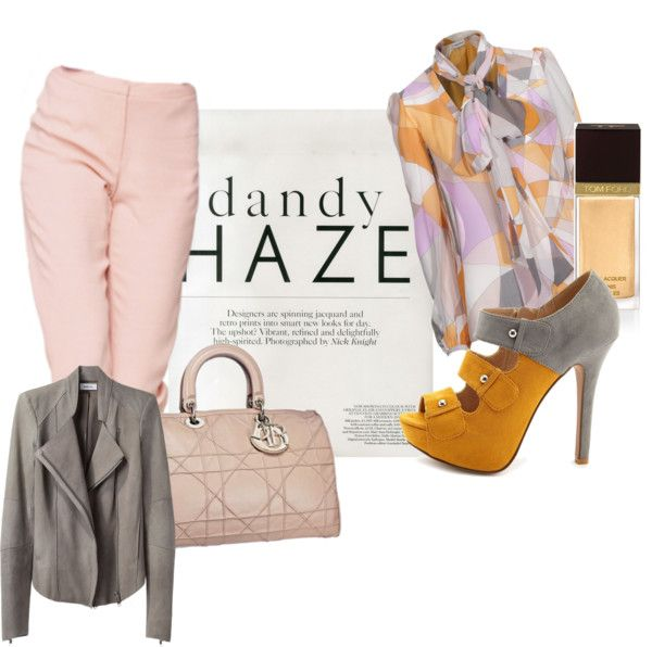 """Dandy Haze"" by the-house-of-kasin ❤ liked on Polyvore"