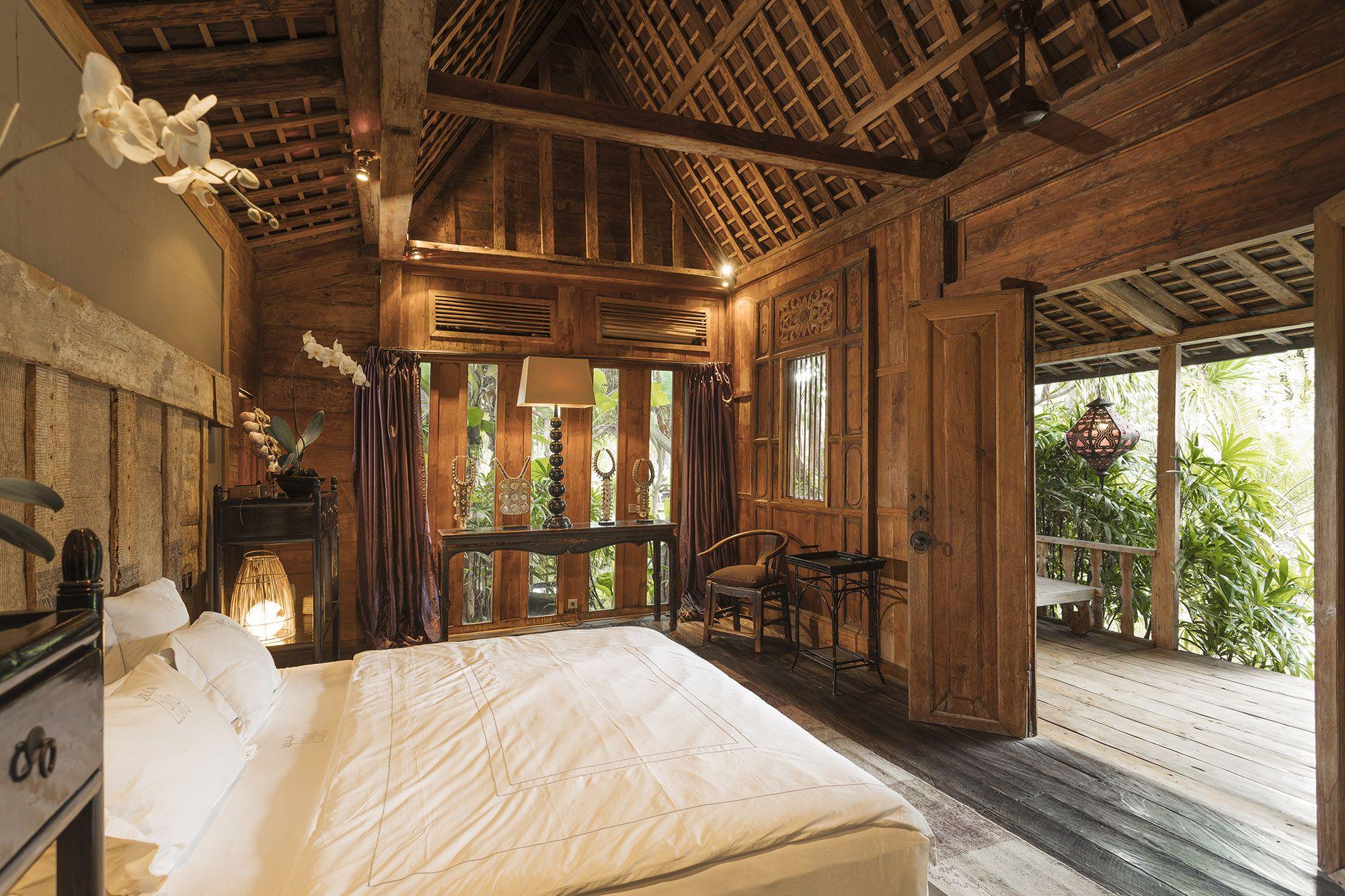 Villa Zelie Gladak 4 Stunning Interior Bali House Traditional Bedroom Design Bali Style Home
