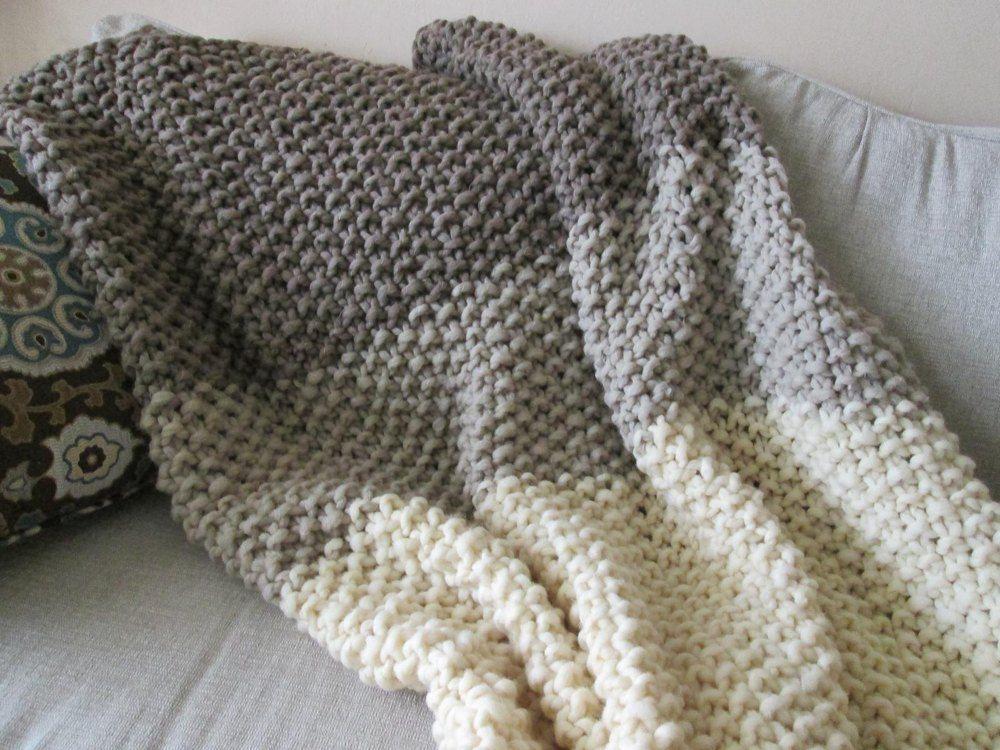 Simple Seeds Blanket Knitting Pattern By Hope Vickman Knit Throw Blanket Pattern Blanket Knitting Patterns Baby Blanket Knitting Pattern