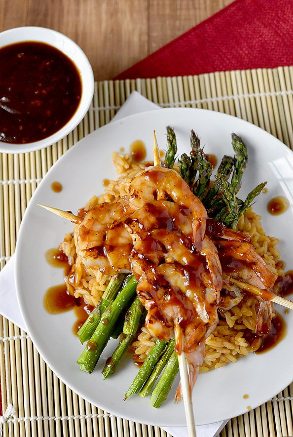 recipe grill Asian bonefish sauce pan