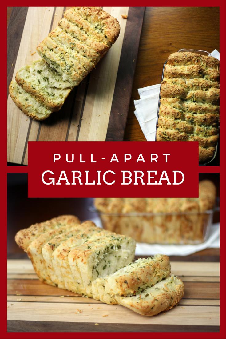 Go Bold With ButterPull-Apart Garlic Bread | Tina recipe ...