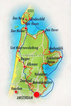 Durch Hollands Norden Mit Fahrrad Und Schiff In 2020