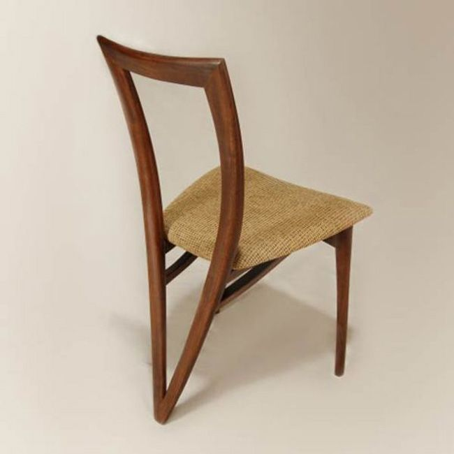 Marvelous Handmade Dining Chairs By Reed Handsuld 2