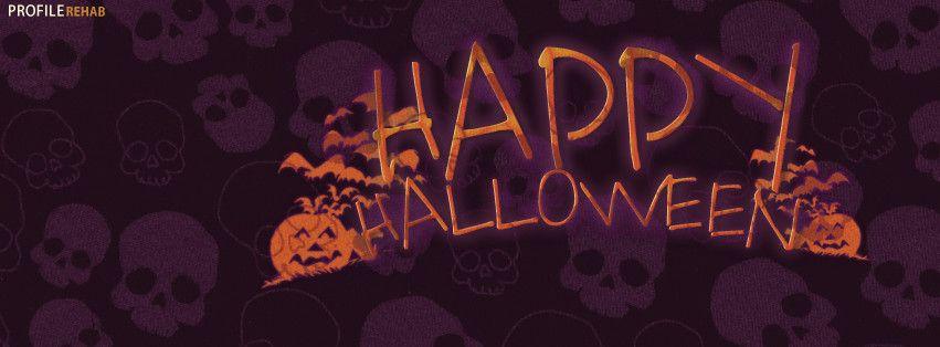 Skull Happy Halloween Pics For Facebook Theme Happy Halloween