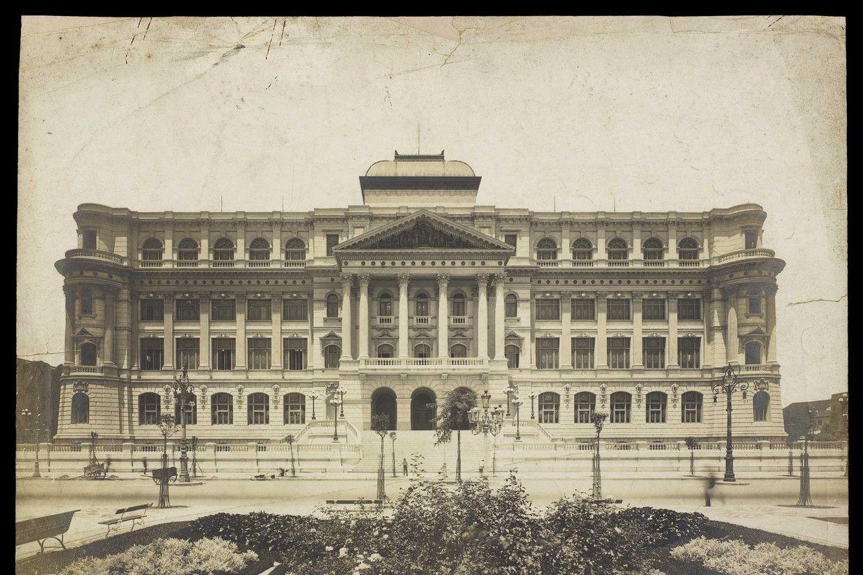 Viagem A Biblioteca Nacional Do Brasil Com Imagens Cidades