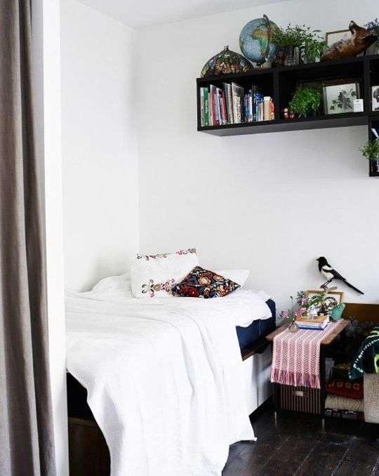 How To Live Well in Just One Room Apartment therapy, Therapy and
