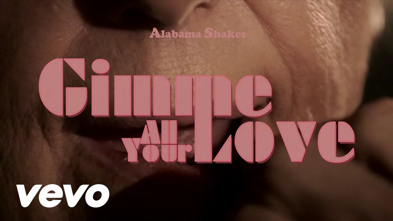 Alabama Shakes divulgam o video escolhido em concurso para a música 'Gimme All Your Love'