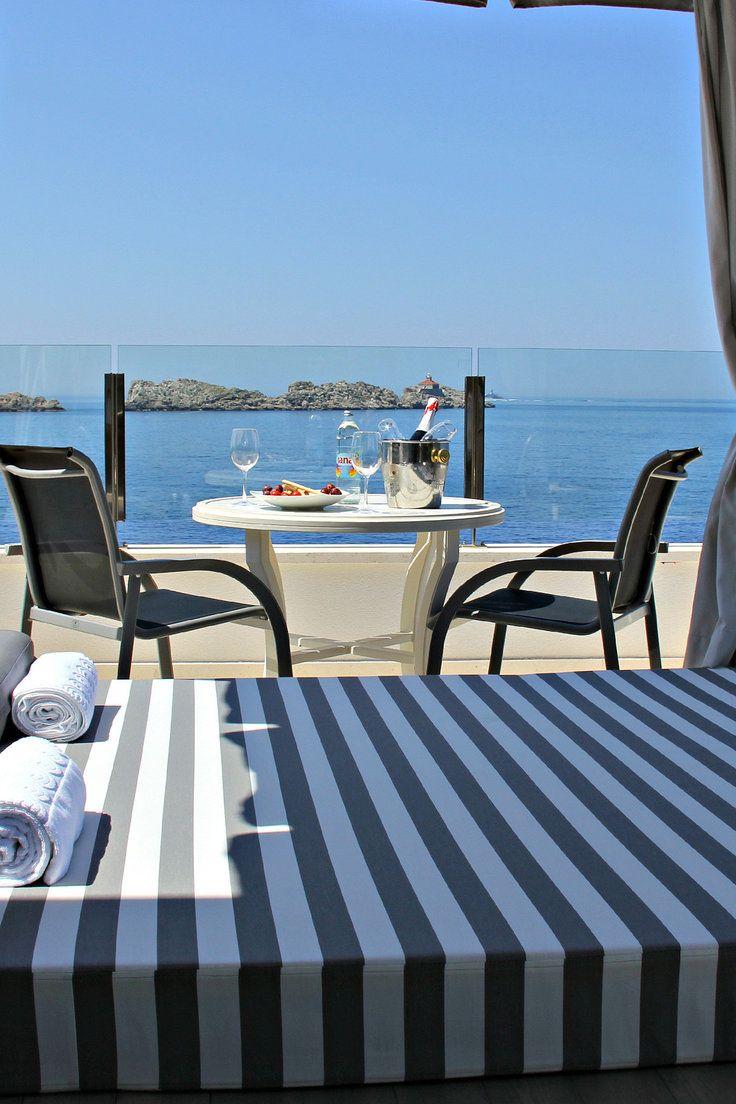 Royal Blue Hotel - Dubrovnik, Croatia