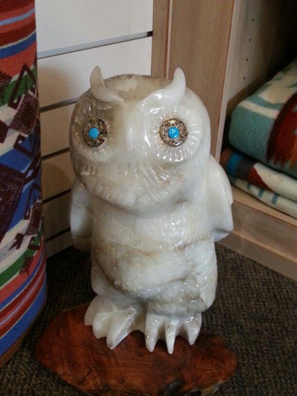Bear Romero owl