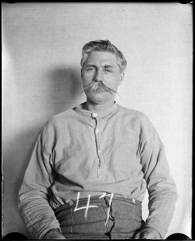 Sidna Allen   Photograph of Floyd Allen, #47, Records of ...