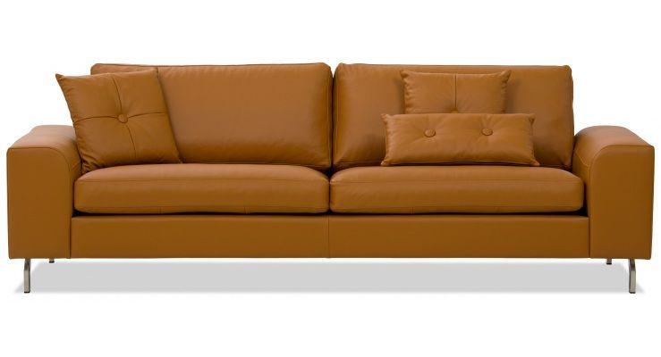 3-Sitzer Sofa Omnia 322 II Leder sean dix