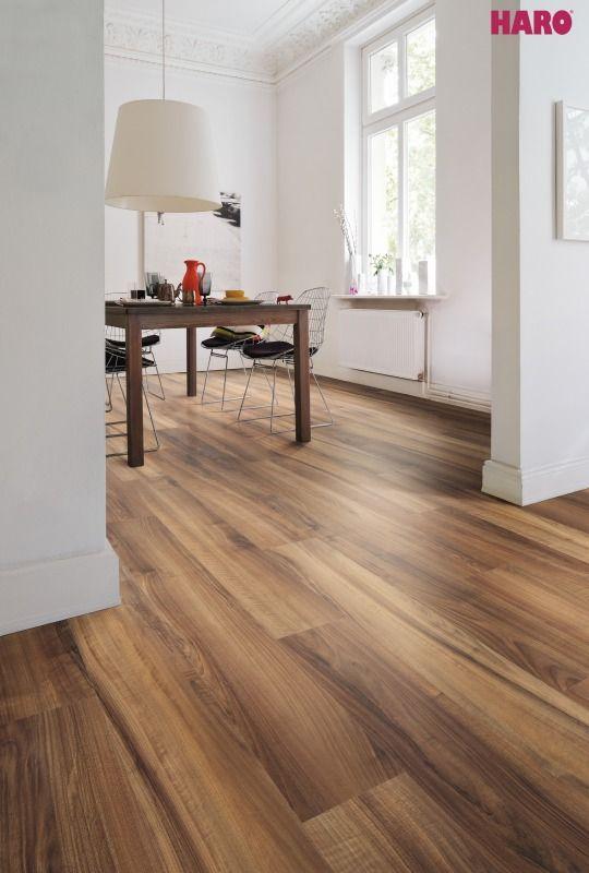 Italian Walnut Laminate Flooring Haro Archipro