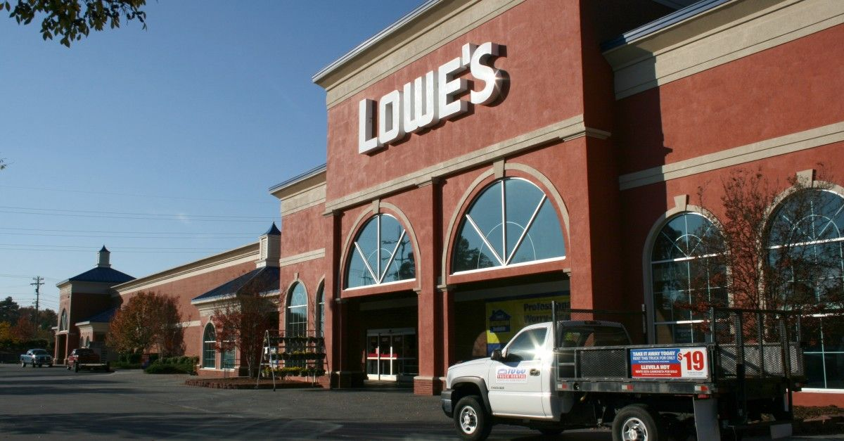 "Lowe's yanks sponsorship of ""All American Muslims"" when"
