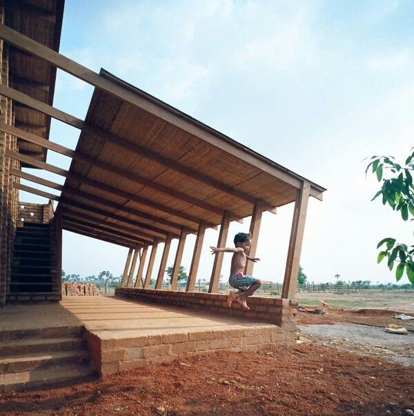 Contemporary Picnic Shelter Google Search: Rustic, Unusual Pergola/side Shelter.