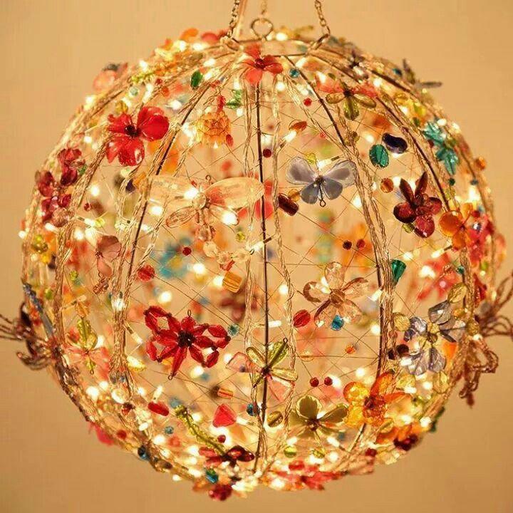 Sommerfugl lampe