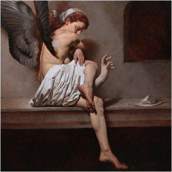 Roberto Ferri, 1978 | Baroque Era style painter