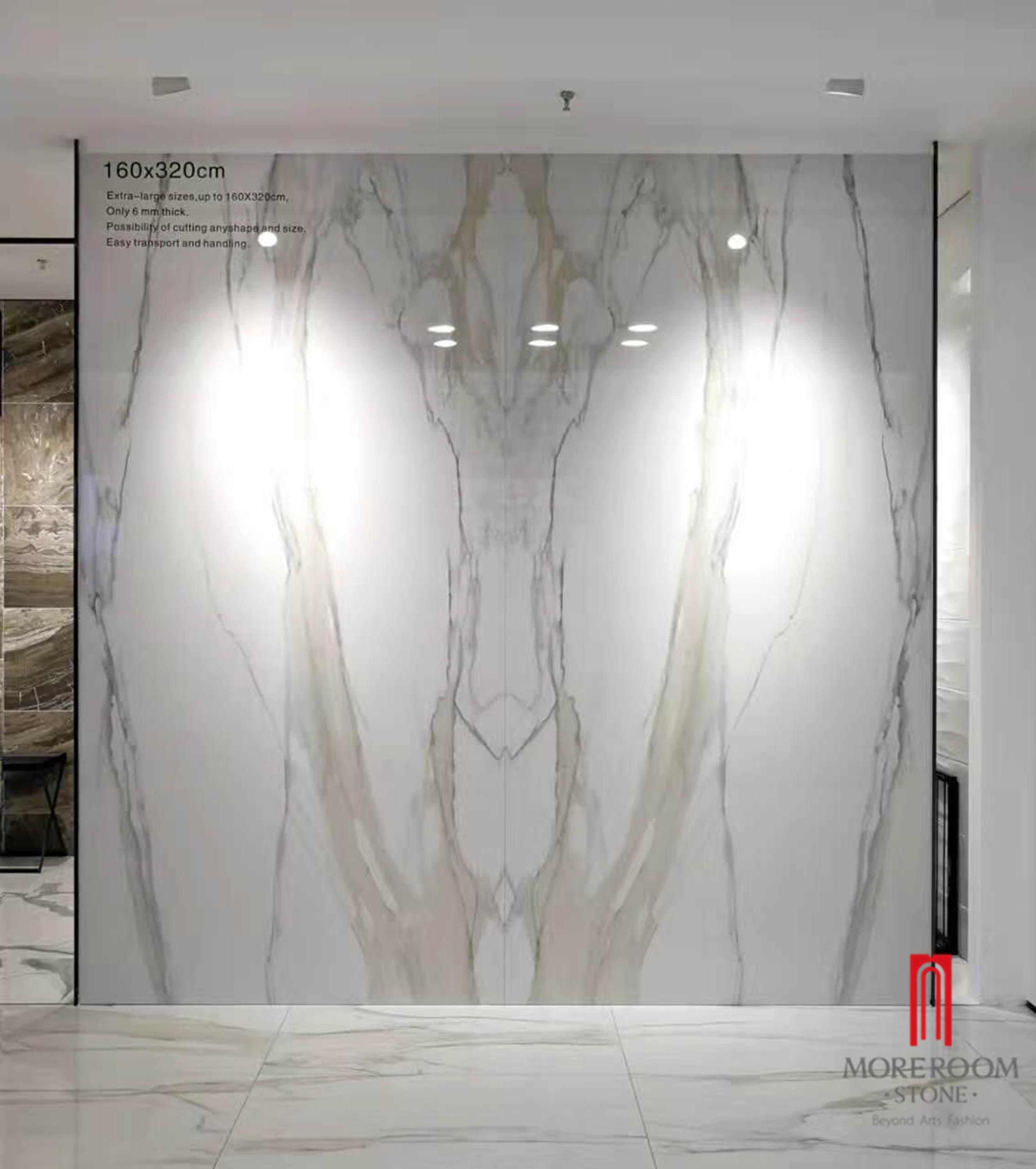 Ultra Thin Porcelain Marble
