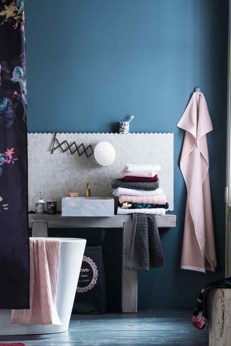 Cortina de ducha   H&M   Home interior - Bathroom   Pinterest ...