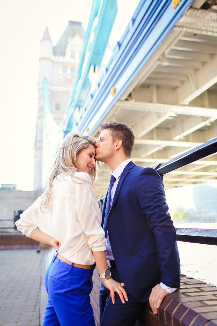 Engagement prewedding love story photo shoot in london for a couple