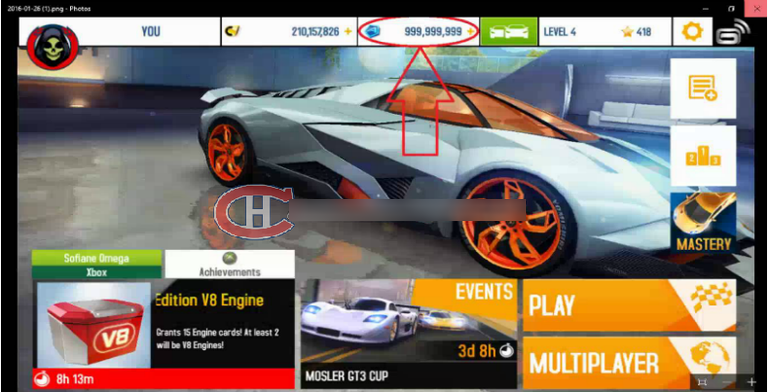 How To Get Lots Of Money In Asphalt 8