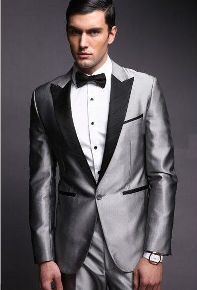 Custom-Made-To-Measure-Tailored-Bespoke-Business-smoking-Men-Suit ...