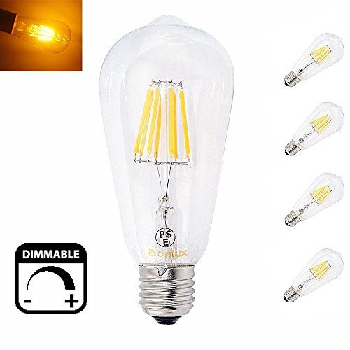 Pack OFF 10 E12 40W Candle Clear Light Bulb UK 240V