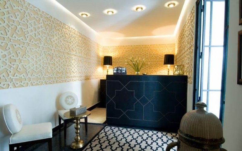 La décoration contemporaine d\'inspiration marocaine | Déco ...