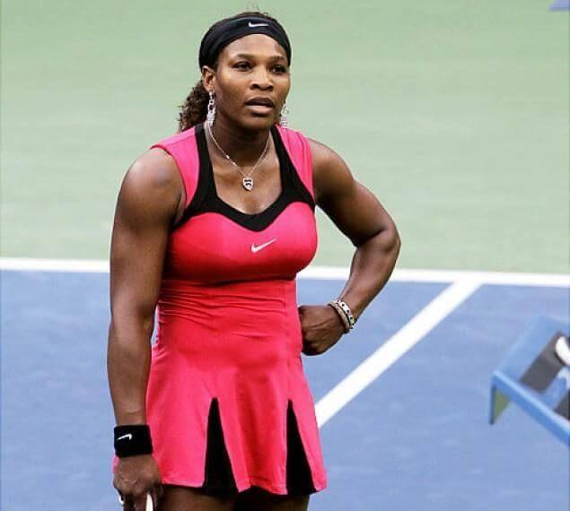Serena Williams Weight 2015