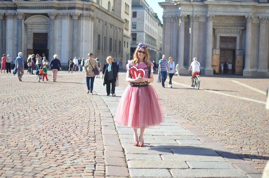 Bloggerandthecity presenta Tribe like me e le famose dollyne. Dietro ad un progetto così bello c'è Eleonora Falasco una vera fautrice di sogni e creatrice.