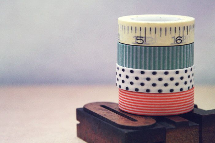 Decorative Washi Tape - NEED @Magpie  Loves Rooner