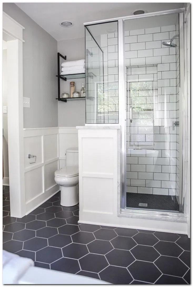 28 Best Farmhouse Bathroom Tile Remodel Ideas Bathrooms Remodel Bathroom Interior Design Bathroom Remodel Master
