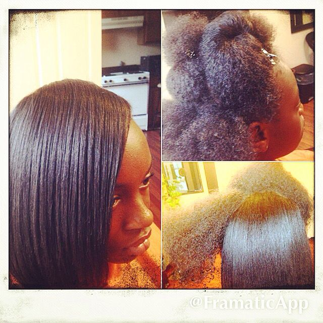 Natural No Problem Try A Silk Press They Ll Think You Re Wearing A Relaxer Elements Hair Salon Jackson Ms Relaxed Hair Silk Press Hair Salon