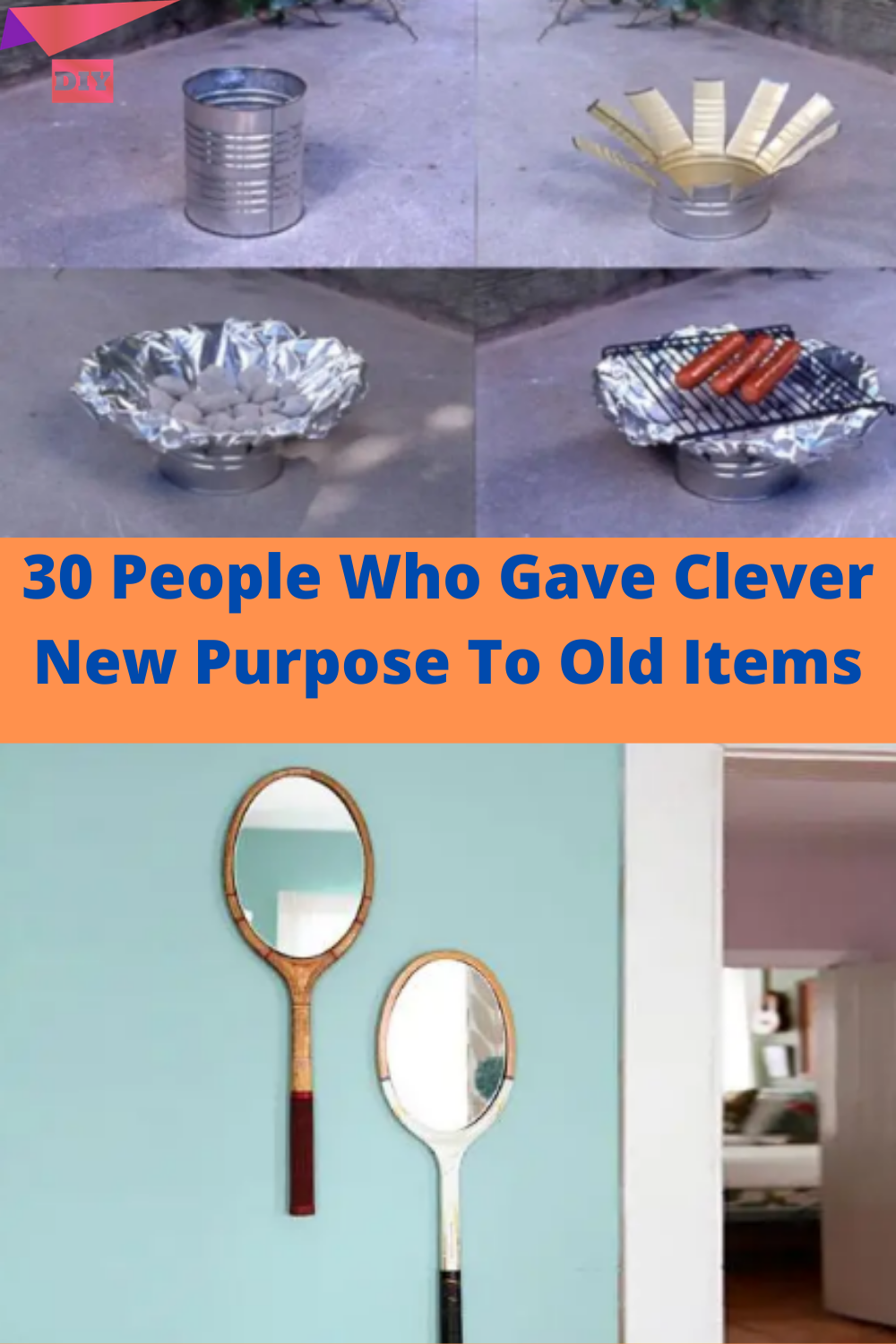 30 People Who Gave Junk An Ingenious New Purpose Diy Life Hacks Diy Life Cool Diy Projects