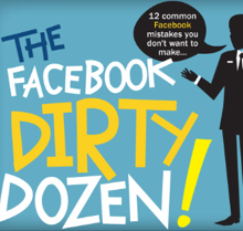 The Facebook Dirty Dozen
