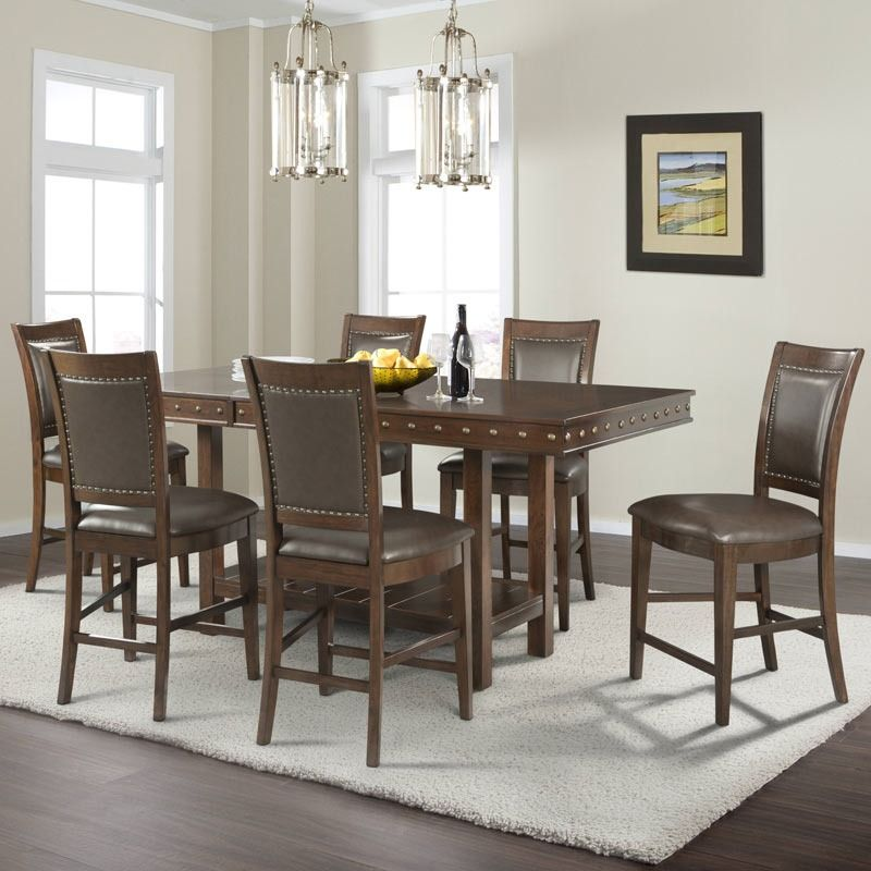 Broyhill Affinity Dining Room Set Franklin 7 Piece Dining Set  Weekends Only Furniture And Mattress