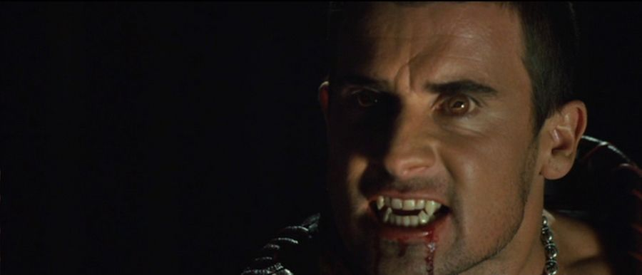 """Dominic Purcell <3 (Drake, """"Blade: Trinity"""") 
