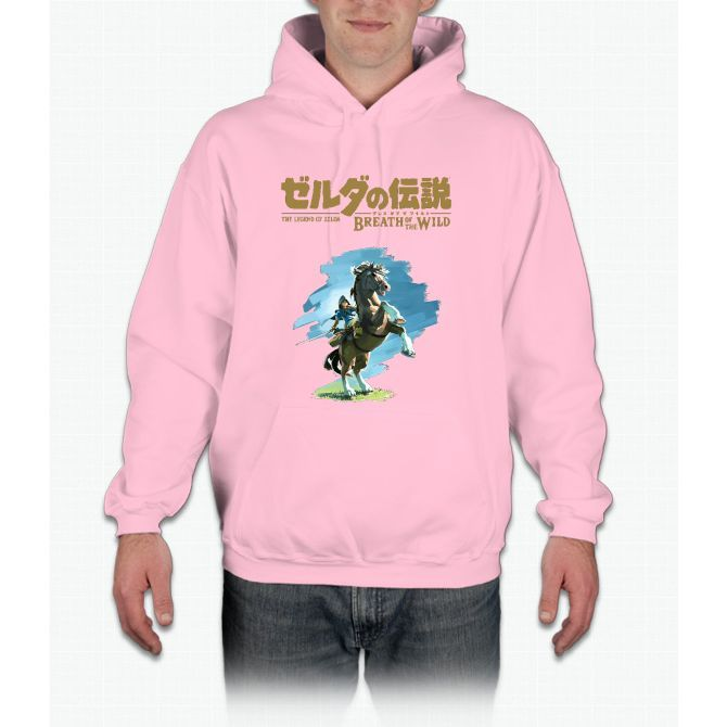 The Legend of Zelda: Breath of the Wild Hoodie
