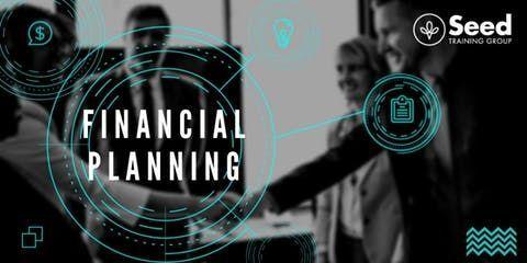 Eventbrite  Seed Training Group presents Free Financial Planning Career Worksho
