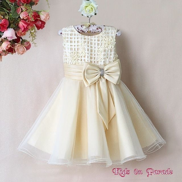 Baby Girls Occasion Wedding Party Formal Christening Birthday Patterned Shoes