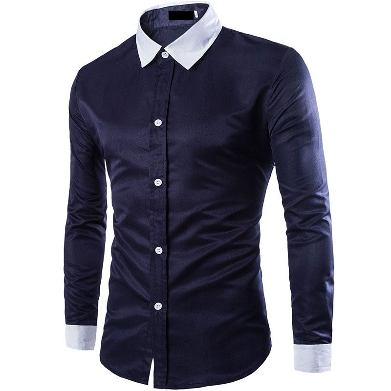 Find More Casual Shirts Information about New 2016 Spring Autumn ...